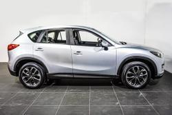 2017 Mazda CX-5 Grand Touring KE Series 2 AWD Silver