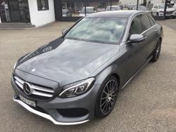 2016 Mercedes-Benz C-Class C250 W205 Grey