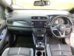 2021 Nissan LEAF e+ ZE1 White