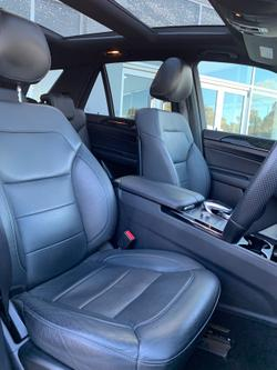 2015 Mercedes-Benz GLE-Class GLE350 d W166 Four Wheel Drive White