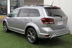 2015 Fiat Freemont Crossroad JF MY15 Silver