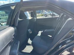 2013 Toyota Camry Atara R ASV50R Eclipse Black
