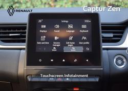 2021 Renault Captur Zen XJB Blue