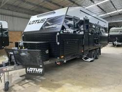 Lotus Caravans Transformer 22'3