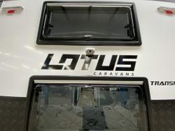 2021 Lotus Caravans Transformer 23'3
