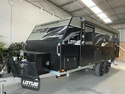 Lotus Caravans Trooper 22'