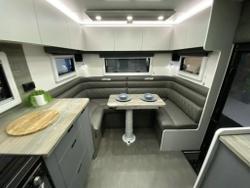 2021 Lotus Caravans Trooper 22'