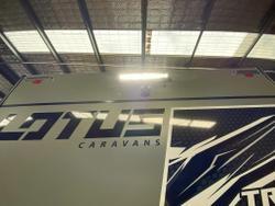 2021 Lotus Caravans Trooper 20'3 Kd