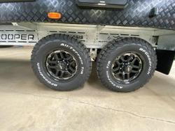 2021 Lotus Caravans Trooper 20'9 Kr