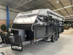Lotus Caravans Transformer 20'9
