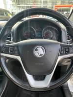 2017 Holden Captiva LTZ CG MY18 AWD White