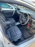 2016 Toyota Corolla Ascent ZRE172R Silver