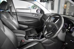 2017 Hyundai Tucson Highlander TLe MY17 AWD Silver