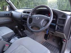 2000 Nissan Patrol ST GU II 4X4 Dual Range Gold