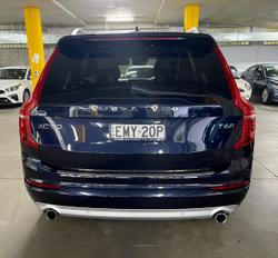 2016 Volvo XC90 T6 Inscription MY16 AWD Blue