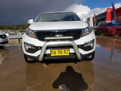 2015 Kia Sportage Si Premium SL MY14 Casa White