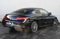 2016 Mercedes-Benz C-Class C300 C205 Obsidian Black