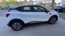 2021 Renault Captur Zen JB White