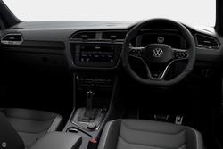 2021 Volkswagen Tiguan 162TSI R-Line 5N MY21 Four Wheel Drive Dolphin Grey