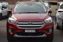 2019 Ford Escape Trend ZG MY19.25 Ruby Red