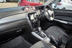 2016 Suzuki Vitara S Turbo LY White