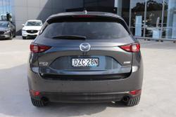 2019 Mazda CX-5 Akera KF Series AWD Grey