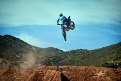 2021 Yamaha YZ250F YZ Team Yamaha Blue