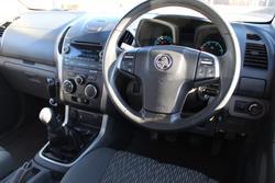 2012 Holden Colorado LT RG MY13 Summit White