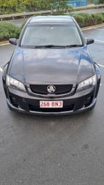 2010 Holden Commodore SV6 VE Series II Phantom