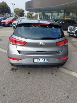 2021 Hyundai i30 Active PD.V4 MY21 Fluid Metal