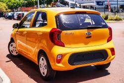 2021 Kia Picanto S JA MY21 Honey Bee