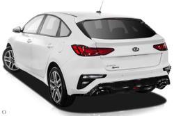 2020 Kia Cerato Sport BD MY21 Clear White