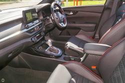 2021 Kia Cerato GT BD MY21 Snow White Pearl