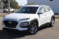 2019 Hyundai Kona Active OS.2 MY19 Chalk White