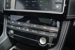 2016 Jaguar F-PACE 30d R-Sport X761 MY17 AWD Rhodium Silver