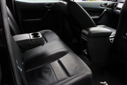 2017 Ford Ranger FX4 PX MkII 4X4 Dual Range Shadow Black