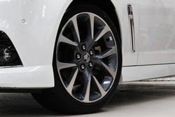 2015 Holden Ute SS VF MY15 Heron White
