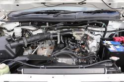 2015 Mitsubishi Triton GL MN MY15 White