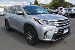 2019 Toyota Kluger Grande GSU55R AWD Silver Storm