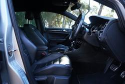 2017 Volkswagen Golf R 7 MY17 Four Wheel Drive Reflex Silver