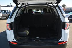 2015 Land Rover Discovery Sport TD4 HSE L550 MY16 4X4 Constant White