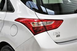 2014 Hyundai i30 SE GD2 MY14 Sleek Silver
