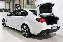 2015 Holden Commodore SS Storm VF MY15 Heron White
