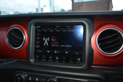 2021 Jeep Gladiator Rubicon JT MY21 4X4 On Demand Black