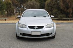 2007 Holden Calais V VE Silver
