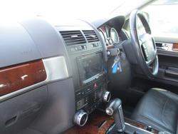 2008 Volkswagen Touareg V6 TDI 7L MY08 4X4 Dual Range Grey