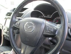 2016 Mazda BT-50 XTR UR 4X4 Dual Range Cool White