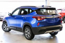 2021 Kia Seltos Sport+ SP2 MY21 Neptune Blue