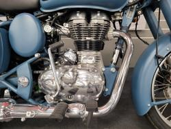 2020 Royal Enfield CLASSIC 500 ABS Blue