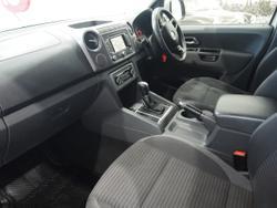 2015 Volkswagen Amarok TDI420 Highline 2H MY15 4X4 Constant Beige